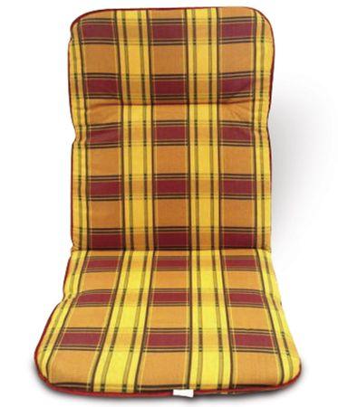 V-Garden poduszka na krzesło 100x50, kratka
