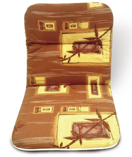 V-Garden jastuk za stolicu, s uzorkom, 115 x 50 cm
