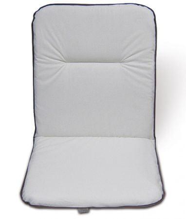 V-Garden Kerti ülőpárna 100x50 fehér