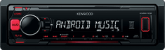 Kenwood Electronics KMM-102RY Autórádió
