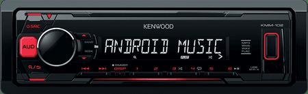 Kenwood Electronics KMM-102RY