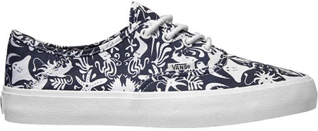 Vans W Authentic Sf (Tk Sea Life) Original Navy 38