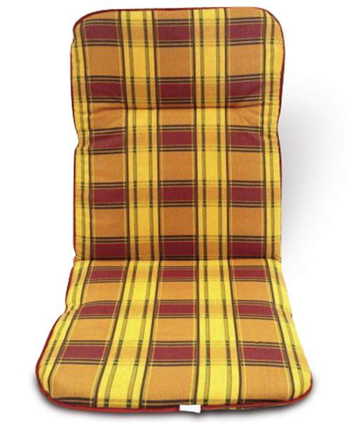 V-Garden Podsedák na křeslo 87x50 kostka