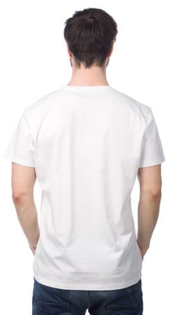 f8e1877a0b0 Pepe Jeans pánské tričko Flag Logo L bílá