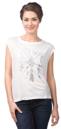 Pepe Jeans koszulka bez rękawów damska Daniela L biały