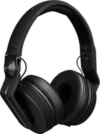 Pioneer slušalke HDJ-700 črna