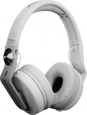 Pioneer slušalke HDJ-700 bela