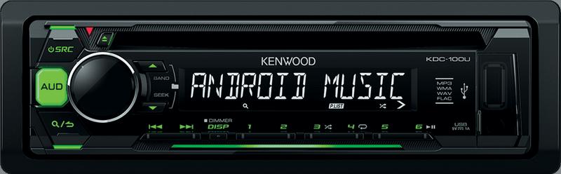 Kenwood Electronics KDC-100UG