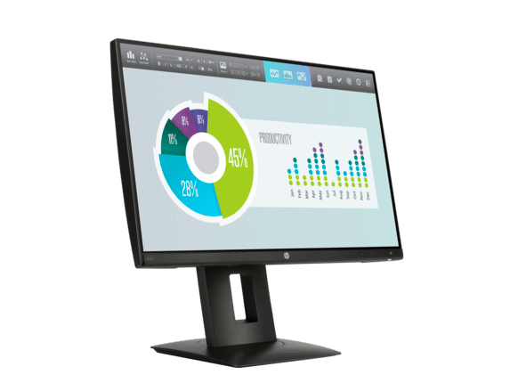 "HP Z23n - LED monitor 23"" (M2J79A4)"