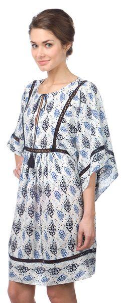 Pepe Jeans dámské šaty Irene S modrá