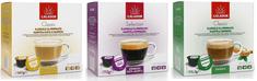 Galador komplet kompatibilnih kavnih kapsul Mix Crema