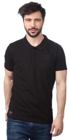 Pepe Jeans moška polo majica Clift XL črna
