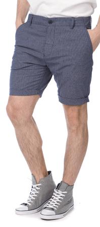 Pepe Jeans pánské kraťasy Masons 36 tmavě modrá