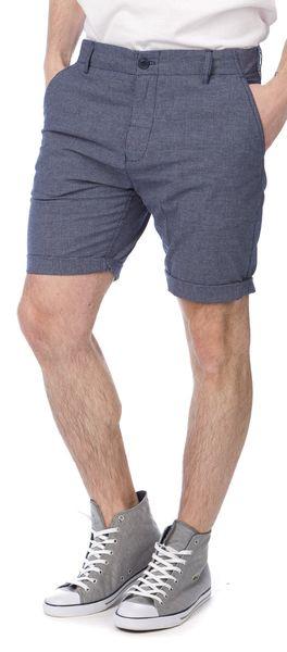 Pepe Jeans pánské kraťasy Masons 38 tmavě modrá