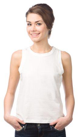 Pepe Jeans ženski top Lorena M smetane