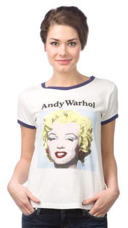 Pepe Jeans ženska majica Lady XS bela