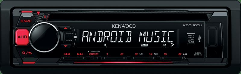 Kenwood Electronics KDC-100UR