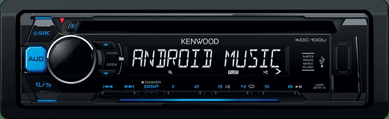 Kenwood Electronics KDC-100UB