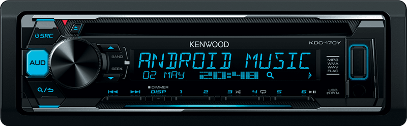 Kenwood Electronics KDC-170Y