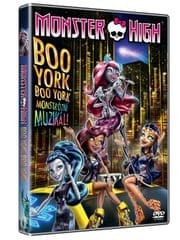 Monster High: Boo York   - DVD