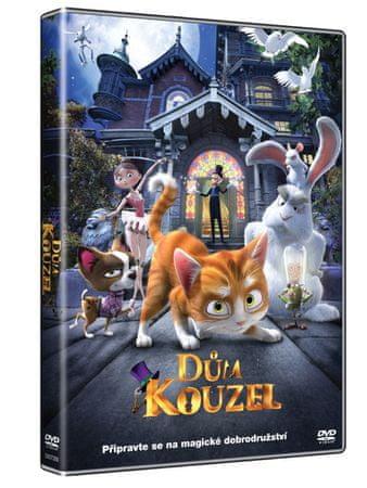 Dům kouzel   - DVD
