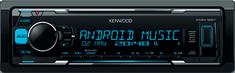 Kenwood Electronics autoradio KMM-122Y