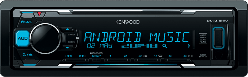 Kenwood Electronics KMM-122Y