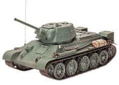 REVELL ModelKit tank 03244 - T-34/76 (1:35)