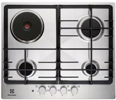 Electrolux kombinirana ploča za kuhanje EGL6382NOX
