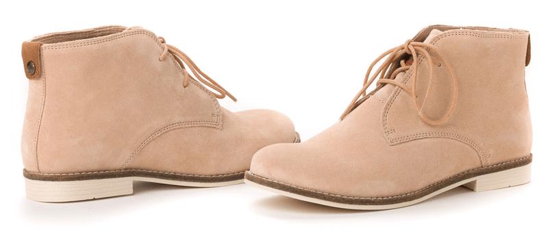 s.Oliver dámská kotníčková obuv 38 béžová