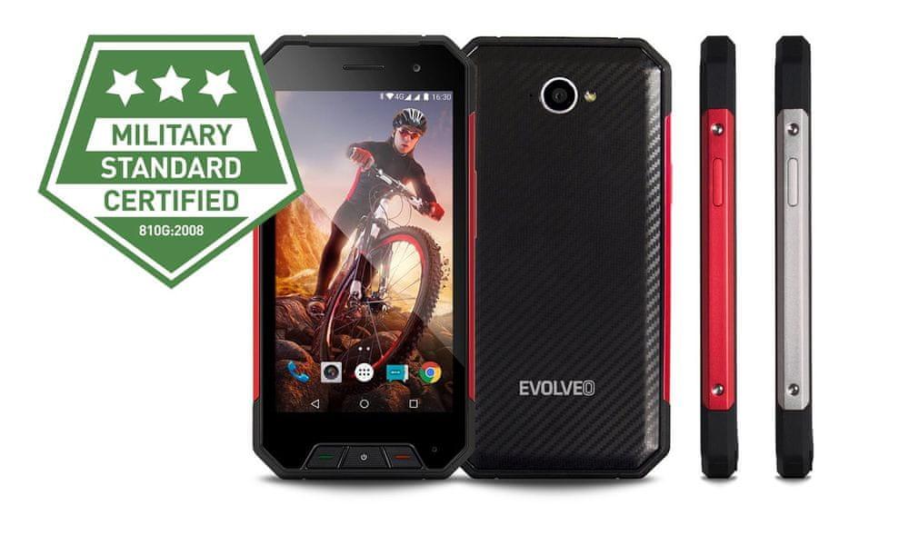 Evolveo StrongPhone Q7 LTE - použité