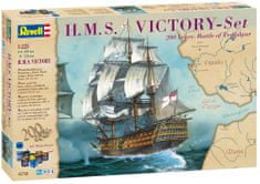 Revell Gift-Set 05758 - H.M.S. Victory