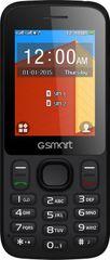 GIGABYTE telefon komórkowy GSmart F240, Dual SIM, czarny
