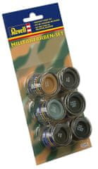 REVELL Zestaw kolorów wojskowych 32340 6x14 ml