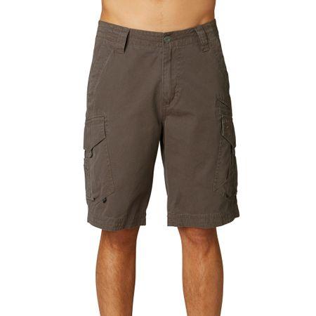 FOX moške kratke hlače SlambozoCargo 31 siva