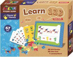 BINO Learn 123 Oktatójáték