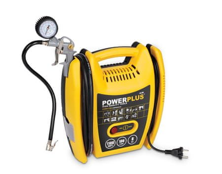 PowerPlus POWX1705 Kompresszor