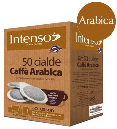Intenso Arabica 50 ks pody