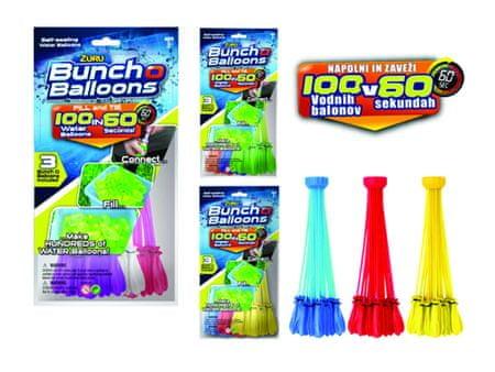 Buncho Ballons vodni baloni X-Shot 30323, 100 kosov
