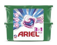 Ariel gel kapsule Touch of Lenor, 60 kosov
