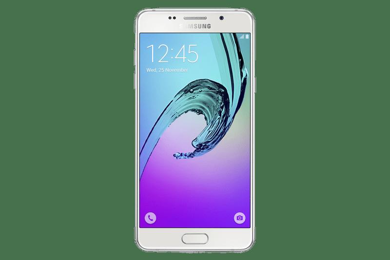 Samsung Galaxy A5 LTE, A510F, Single SIM, bílá - II. jakost