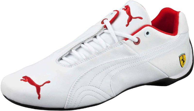 Puma Future Cat Leather SF - White-White 45