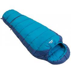 Vango śpiwór Wilderness River Blue Convertible