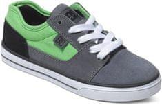 DC Tonik Gyerek cipő, Szürke / Zöld