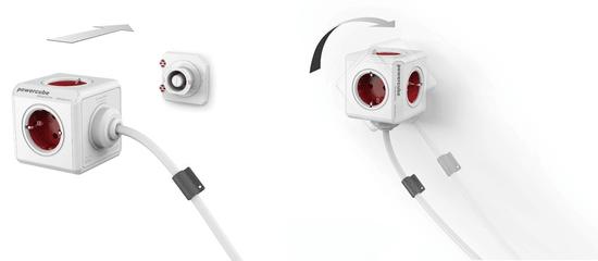 PowerCube Extended - rozbalené