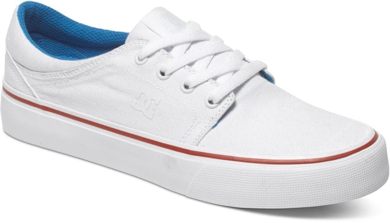 DC Trase Tx J White/Blue/Red 6,5 (37,5 EU)