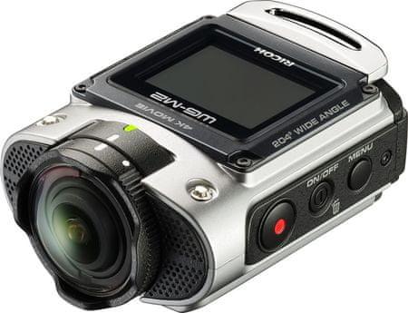 Ricoh kamera sportowa WG-M2, srebrny