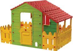Buddy Toys Domček Farm s verandou a plotom
