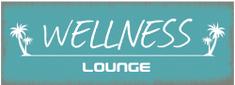 Hama Xavax Wellness Lounge, dekorační tabulka na stěnu, 39 x 14 cm