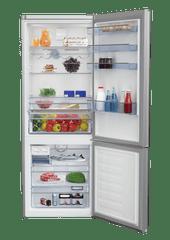 BEKO CNE 520 EE0ZGB Kombinált hűtőszekrény